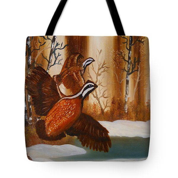 Surprised Tote Bag