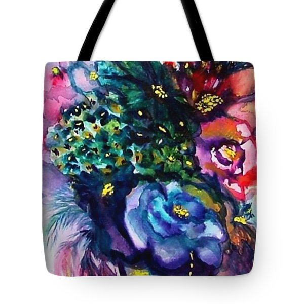 Surprising Summer Tote Bag