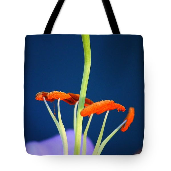Tote Bag featuring the photograph Surreal Inner Beauty by Patrick Witz