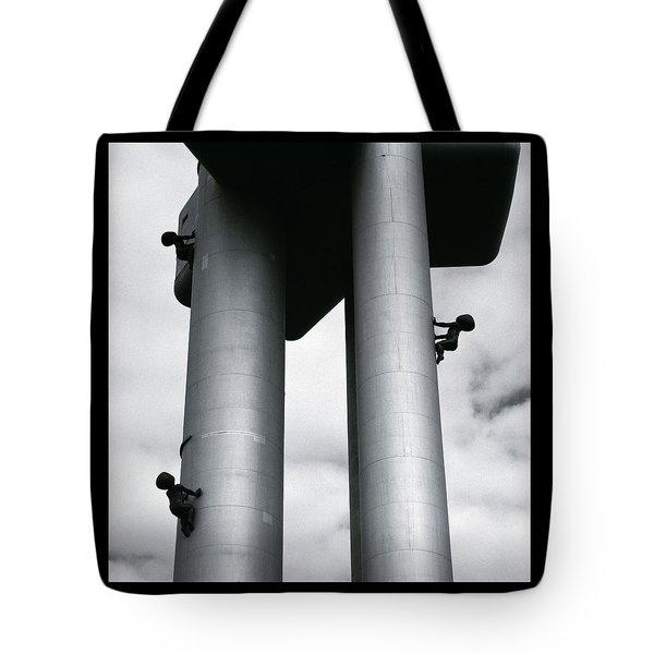 Surrealist Art Tote Bag