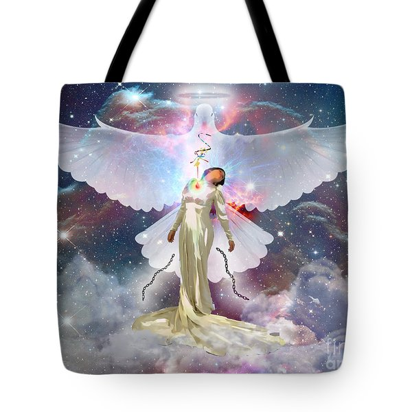 Surrendered Bride Tote Bag