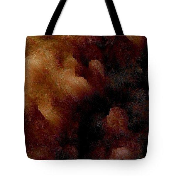 Survival Tote Bag by James Barnes