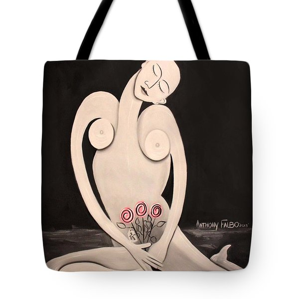 Survivor Tote Bag by Anthony Falbo