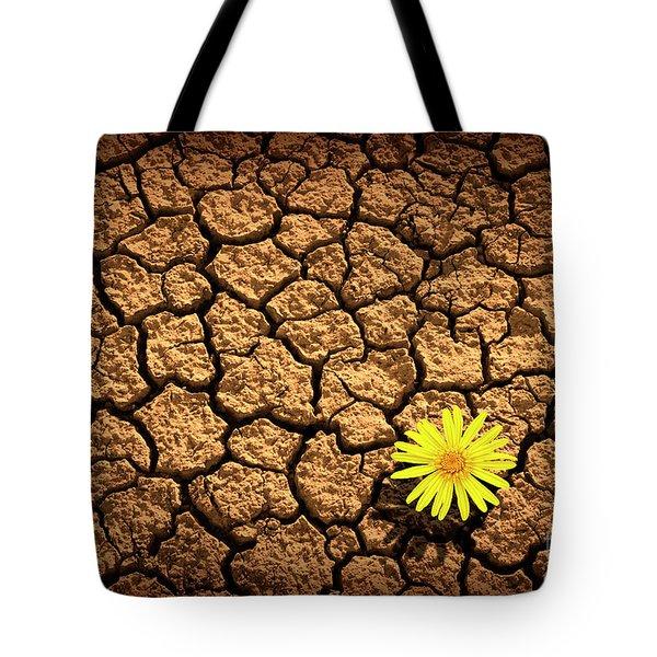 Survivor Tote Bag by Carlos Caetano