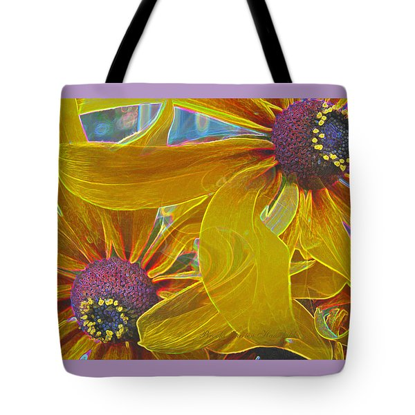 Tote Bag featuring the photograph Susan's Extreme Make-over by Brooks Garten Hauschild