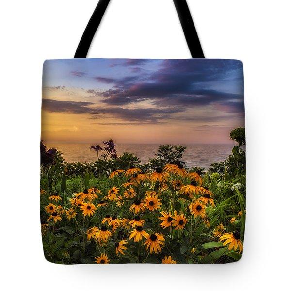 Susan's Sunset Tote Bag