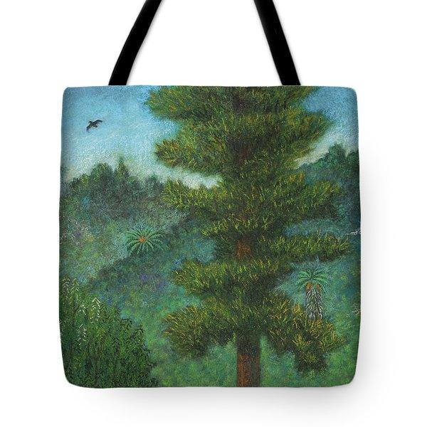 Susan's View Tote Bag