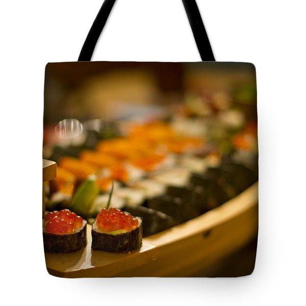 Sushi Heaven Tote Bag