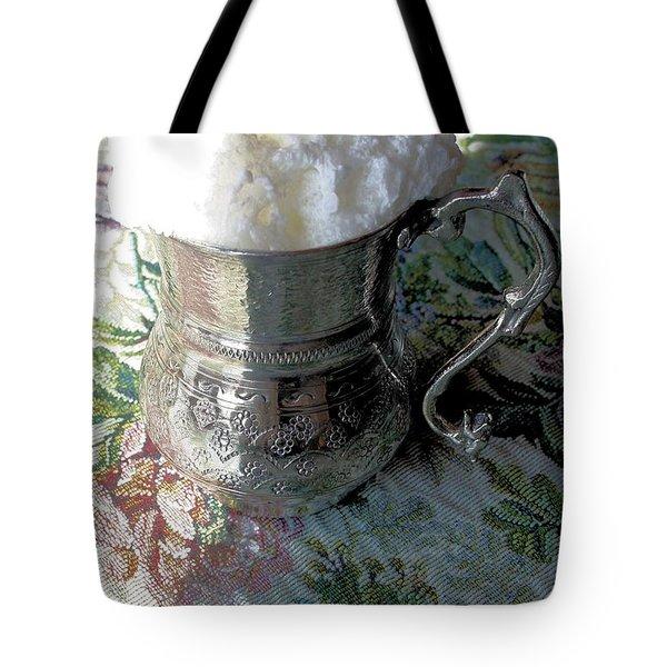 Susurluk Ayrani Tote Bag by Tracey Harrington-Simpson