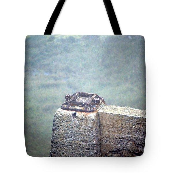 Sutro Bath Foundation Tote Bag by Dean Ferreira