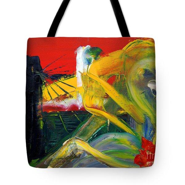 Suzanne's Dream IIi Tote Bag