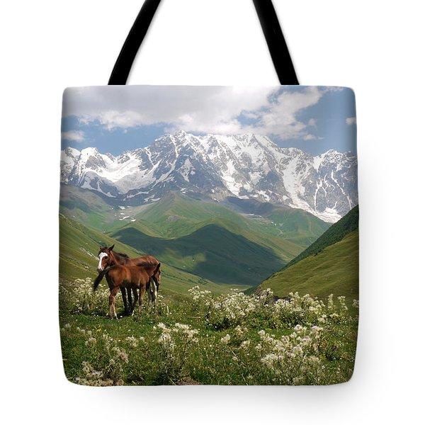 Svaneti  Tote Bag