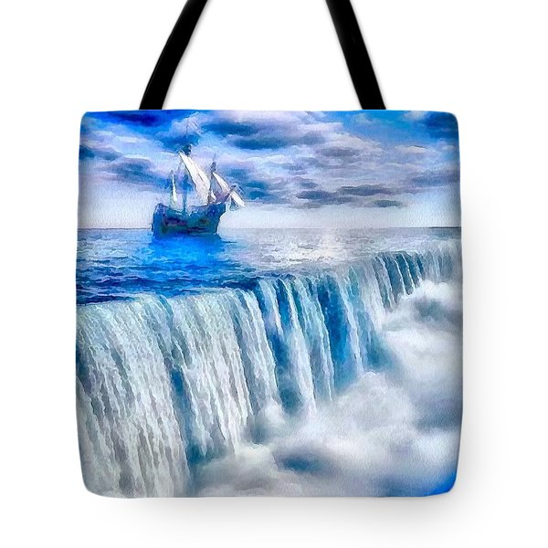 Swallow Falls Tote Bag