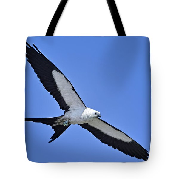 Swallow-tailed Kite Tote Bag