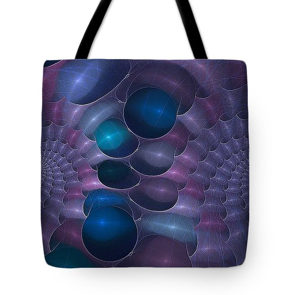 Swallow The Blue Pill Tote Bag