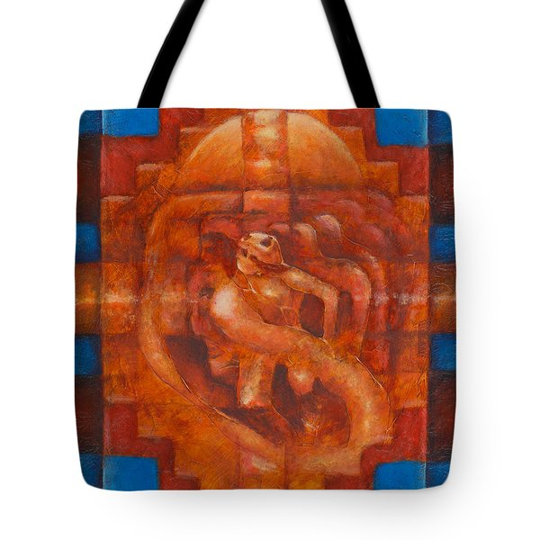 Swallowing The Sun Tote Bag