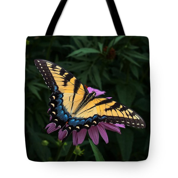 Swallowtail  Tote Bag by Don Spenner