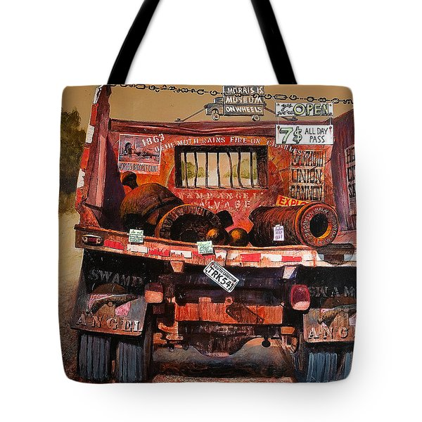 Swamp Angel Tote Bag by Blue Sky