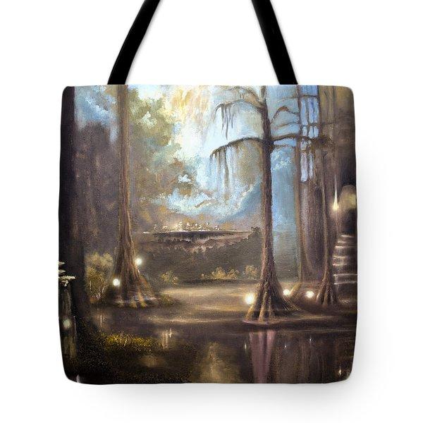 Swamp Life Tote Bag