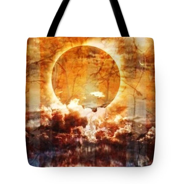 Swamp Moon Tote Bag by PainterArtist FIN