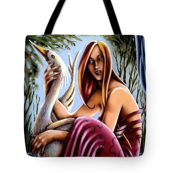 Swamp Song Tote Bag