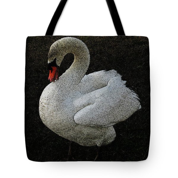 Swan Song Tote Bag by Lenore Senior and Sharon Burger