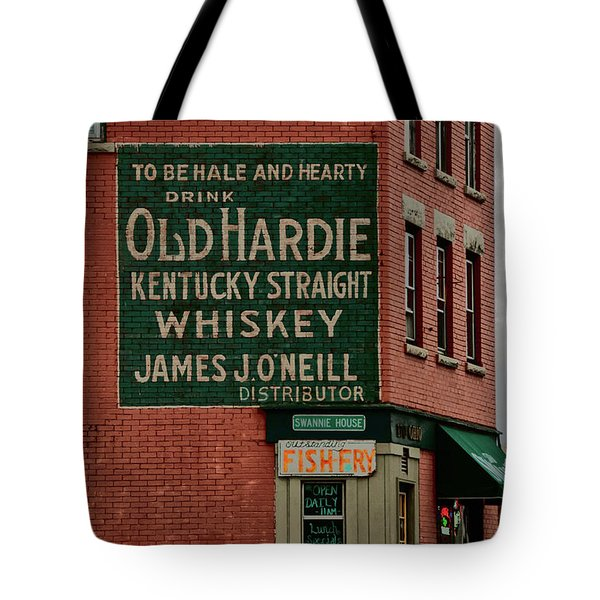 Swannie House 3391 Tote Bag