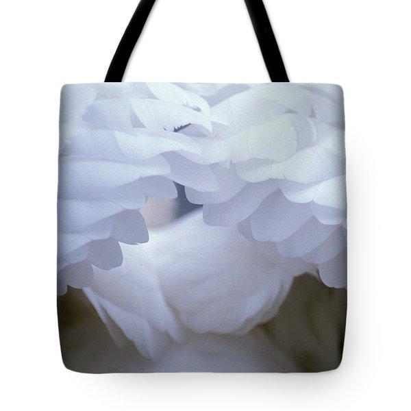 Swans Wings Tote Bag
