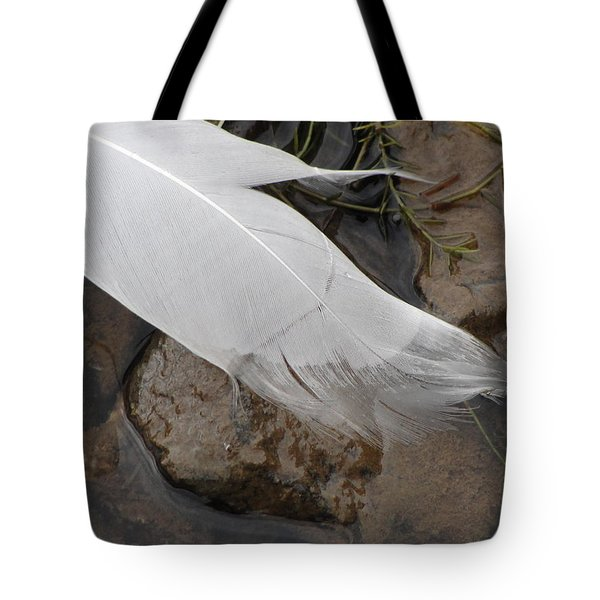 Tote Bag featuring the photograph Sway With The Movement Of The Water by Tiffany Erdman