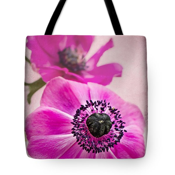 Sweet Anemone Tote Bag