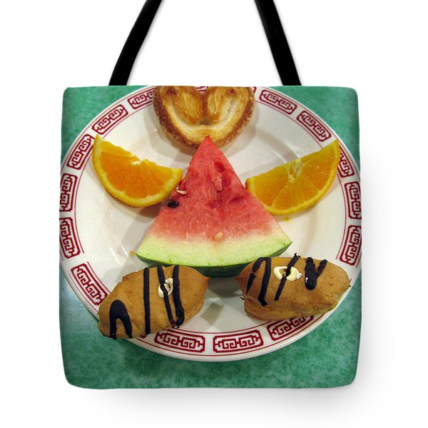 Sweet Angel 01 Tote Bag by Ausra Huntington nee Paulauskaite