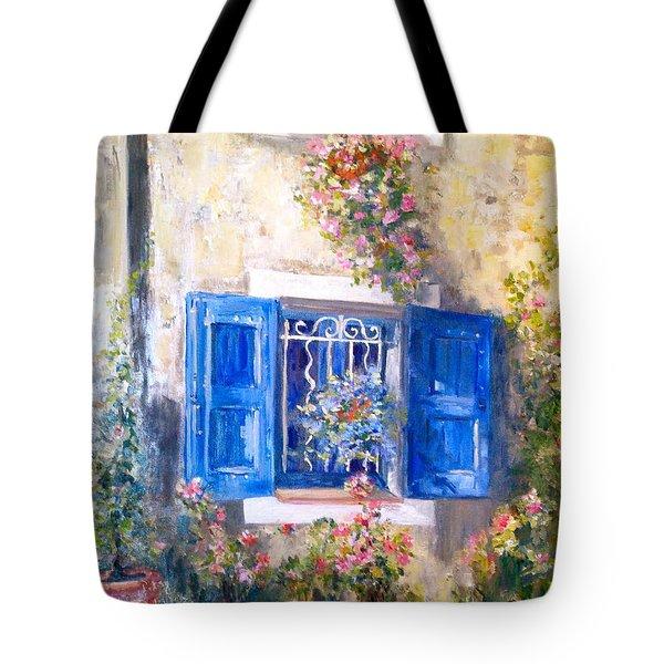 Sweet Ansouis Tote Bag