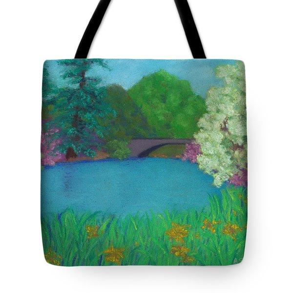 Sweet Auburn Tote Bag