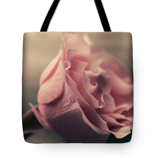 Sweet Blushing Love Tote Bag by The Art Of Marilyn Ridoutt-Greene