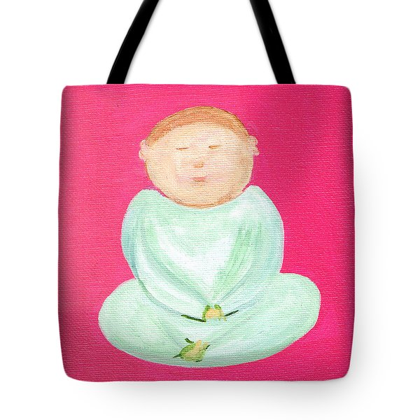 Sweet Buddha Tote Bag