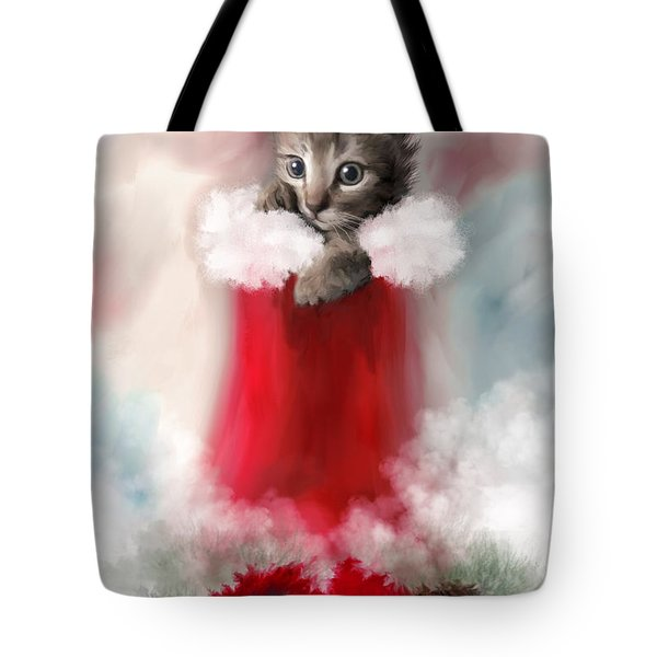 Sweet Christmas Tote Bag