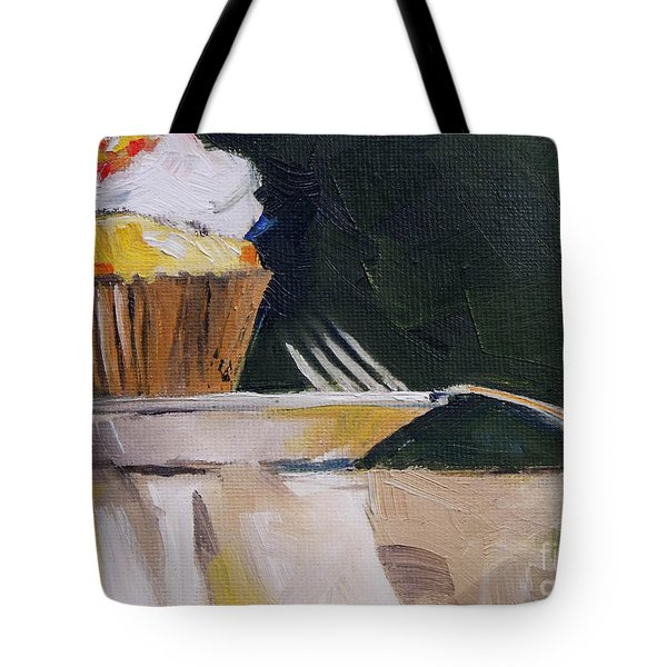 Sweet Cupcake Tote Bag