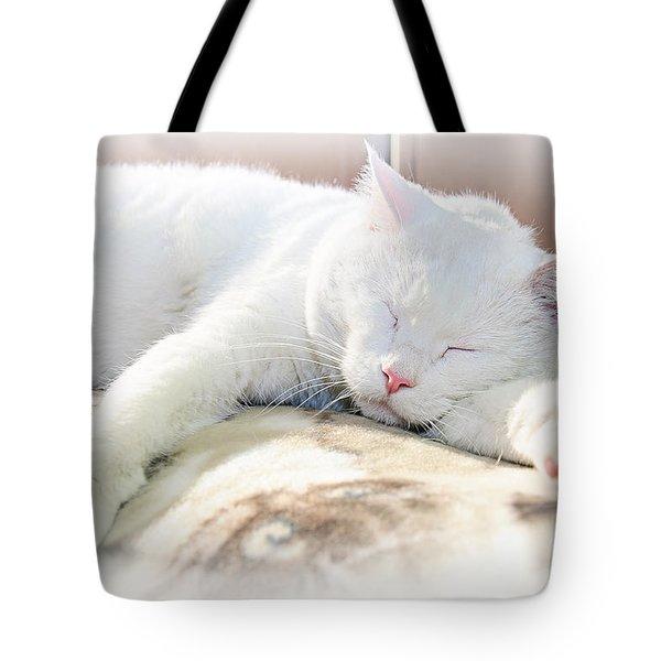 Sweet Dreams Tote Bag by Andee Design