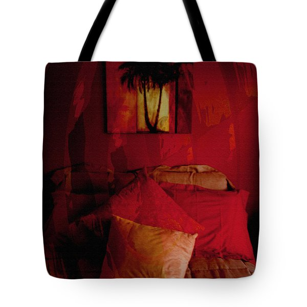 Sweet Dreams Tote Bag by Athala Carole Bruckner