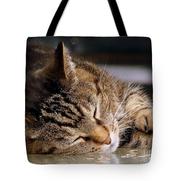 Sweet Dreams Tote Bag by Eunice Miller