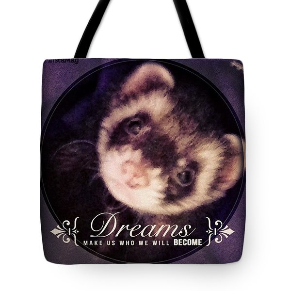 Sweet Dreams Little One Tote Bag