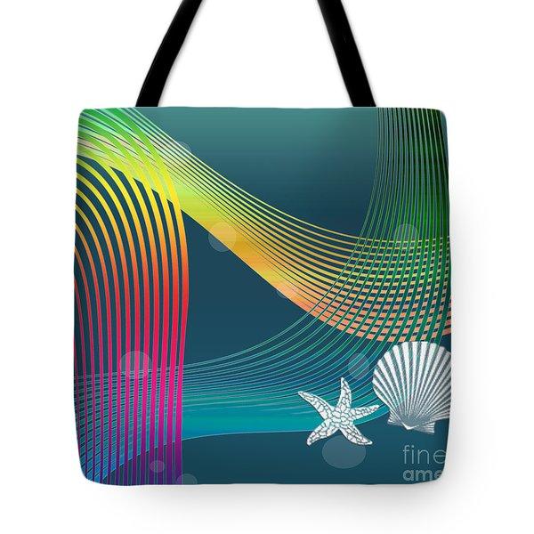 Sweet Dreams2 Abstract Tote Bag