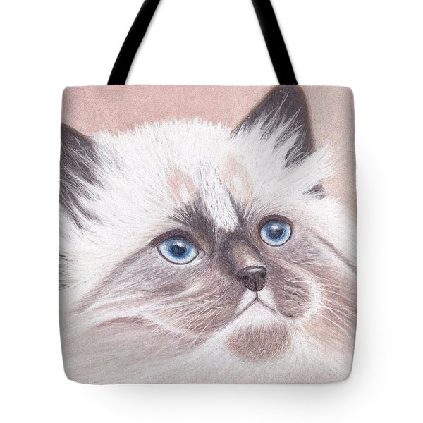 Sweet-face Tote Bag