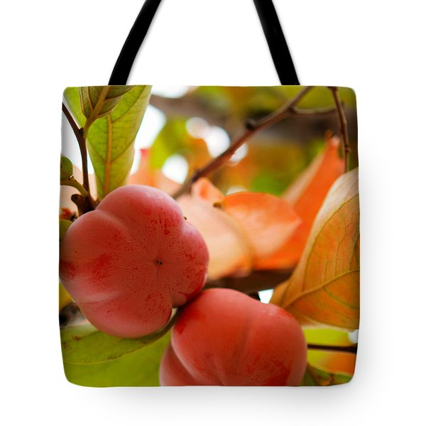 Tote Bag featuring the photograph Sweet Fruit by Erika Weber