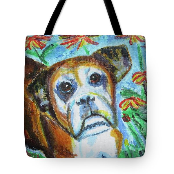 Sweet Ginger Tote Bag