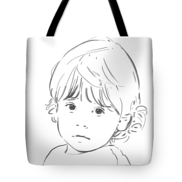 Sweet Girl Tote Bag