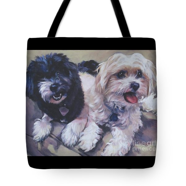 Sweet Havanese Tote Bag