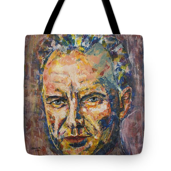 Sweet Intoxication Of Love Tote Bag by Christel  Roelandt