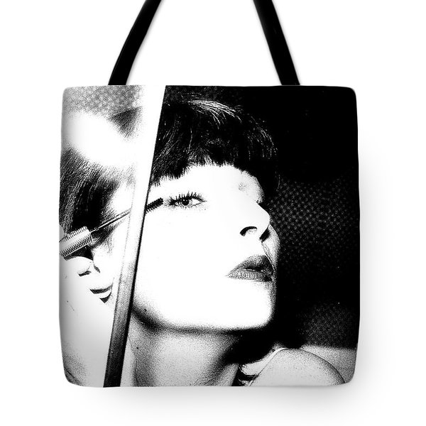 Sweet Lips Of Love Tote Bag