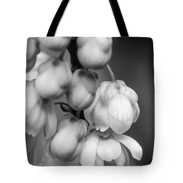 Sweet Mahonia Bloom Tote Bag